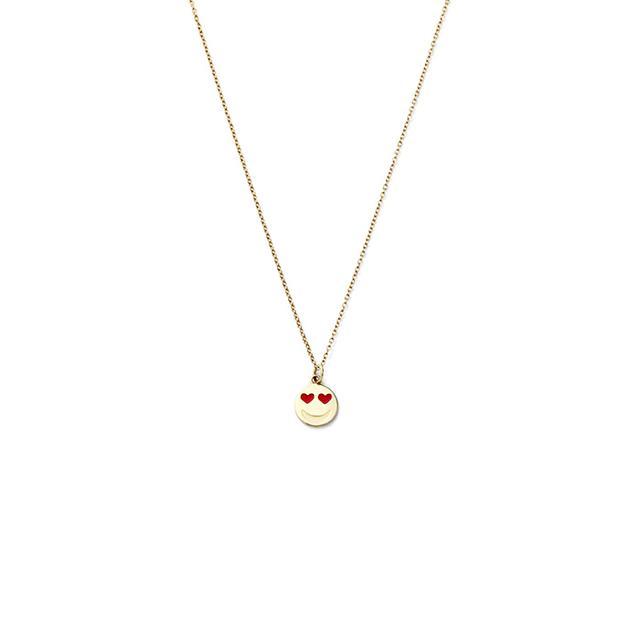 Alison Lou Love Struck Necklace
