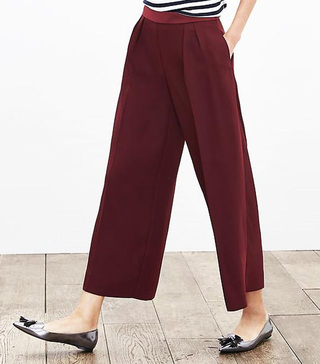 Banana Republic Drapey Gaucho Pants