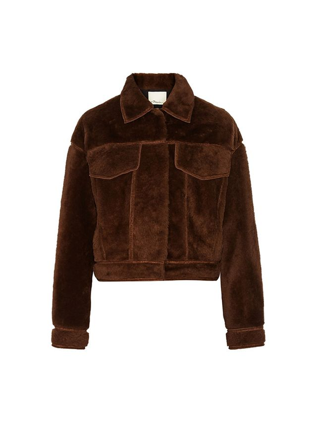 3.1 Phillip Lim Shearling Jacket