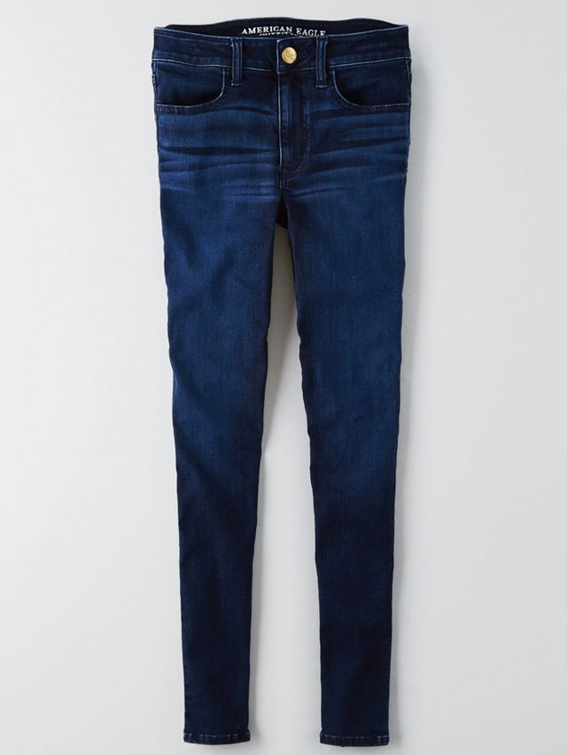 American Eagle Café High-Rise Jeggings