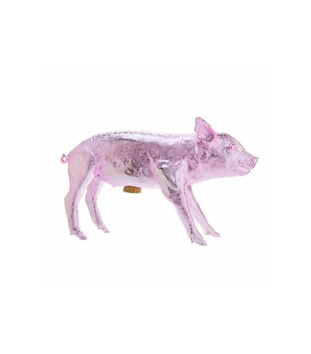 Harry Allen Pink Chrome Piggy Bank