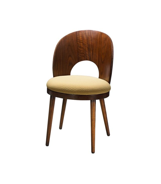 French Heritage Dian Cotton Side Chair