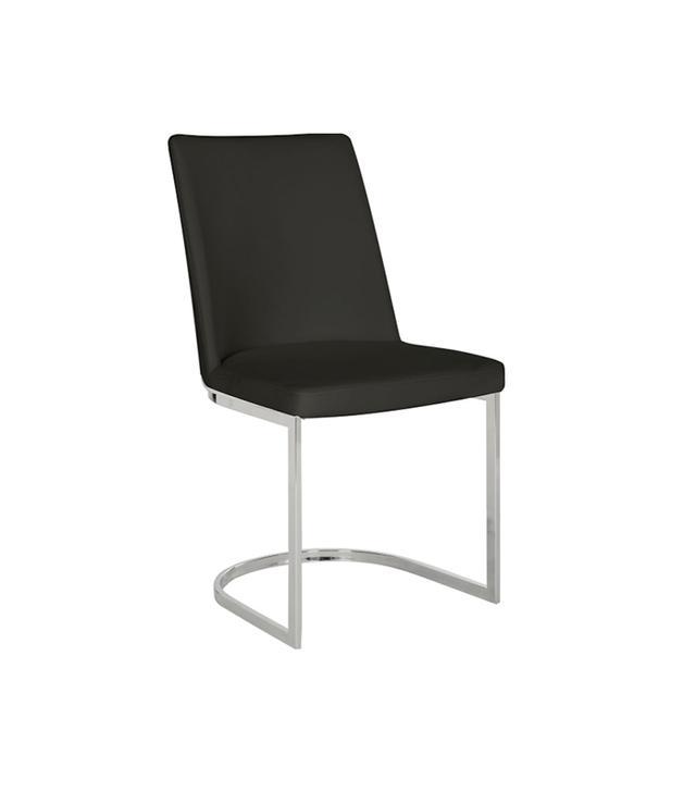 One Kings Lane Black Tayla Side Chairs