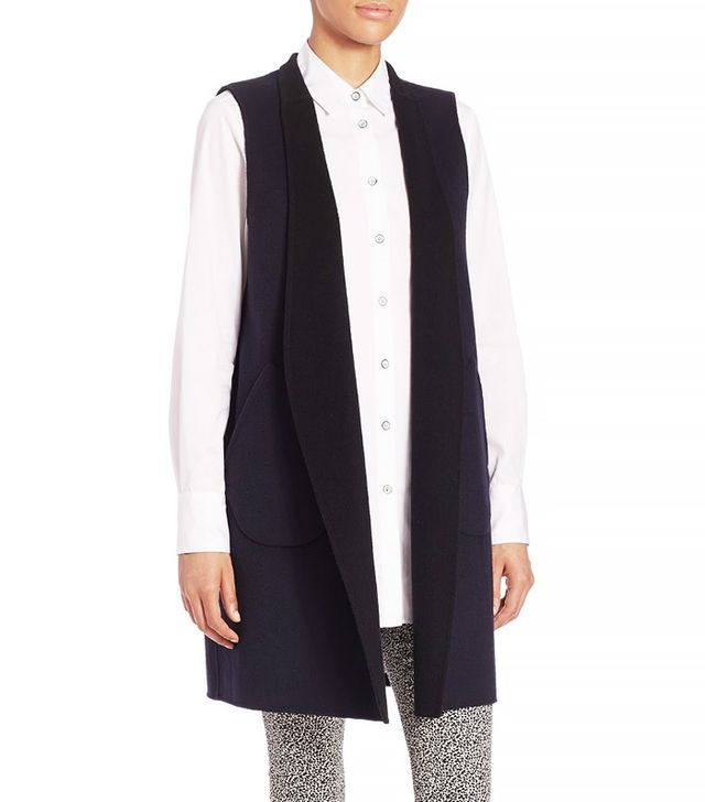 Rag & Bone Singer Wool Vest