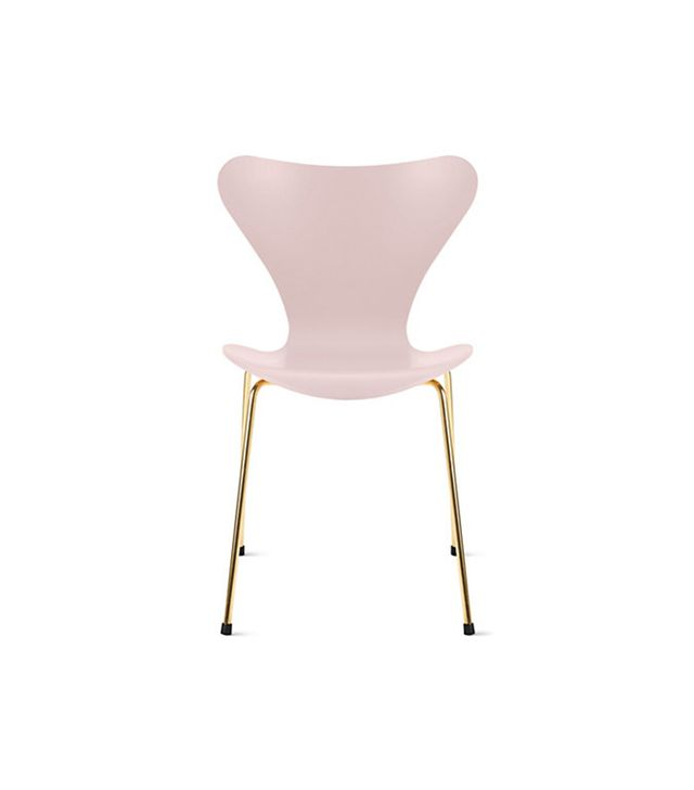 Fritz Hansen Series 7™ Chair in Lacquered Veneer, 60th-Anniversary Edition