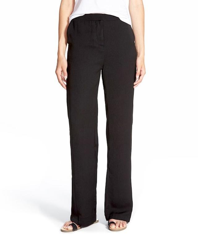 The Hanger Woven Wide Leg Pants
