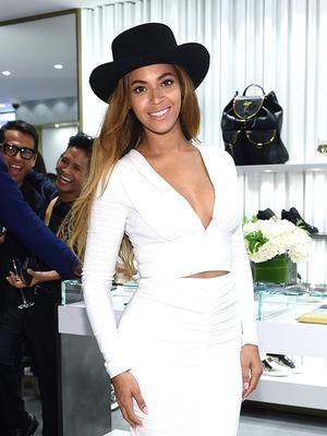 Beyoncé Gets Super Patriotic for Her Latest Cover