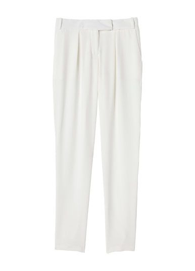 Rebecca Taylor Pleated Trousers