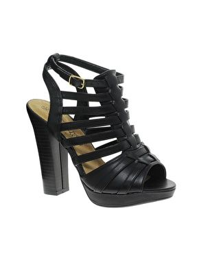 New Look Pompeii Gladiator Heeled Sandals