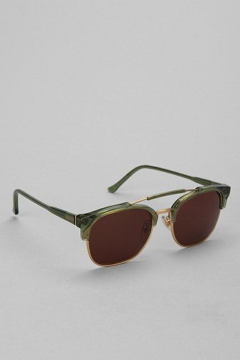 Super 49er Aviator Sunglasses