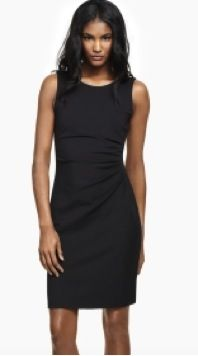 Kenneth Cole New York  Kenneth Cole New York Hilary Sleeveless Double-Knit Dress