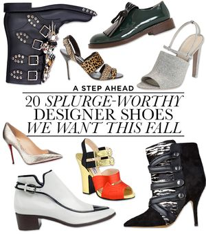 The 20 Hottest Fall Shoes To Drool Over (And Buy) Now!
