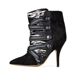 Isabel Marant Tacy Pony Booties