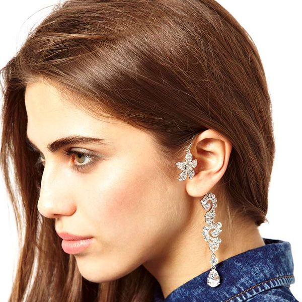 ASOS  Love Rocks Mega Ear Cuff
