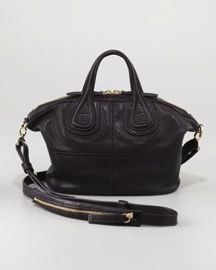 Givenchy  Nightingale Mini Zanzi Crossbody Bag
