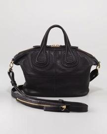 Givenchy  Nightingale Mini Zanzi Crossbody Bag