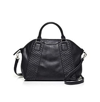 Kensie  Blocked Satchel