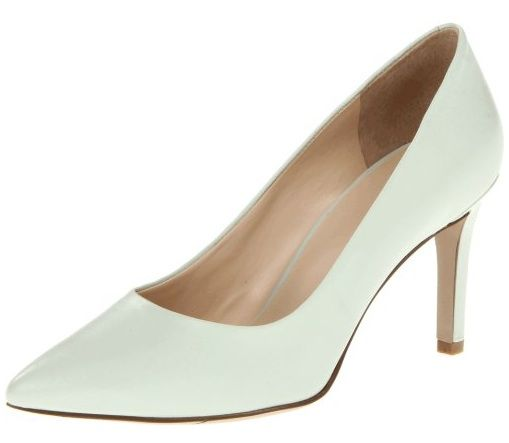 Nine West Charly Peep-Toe Pump