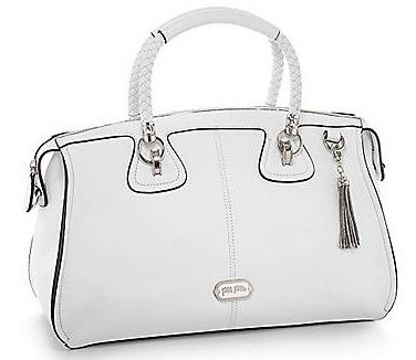 Folli Follie K Vintage White Satchel