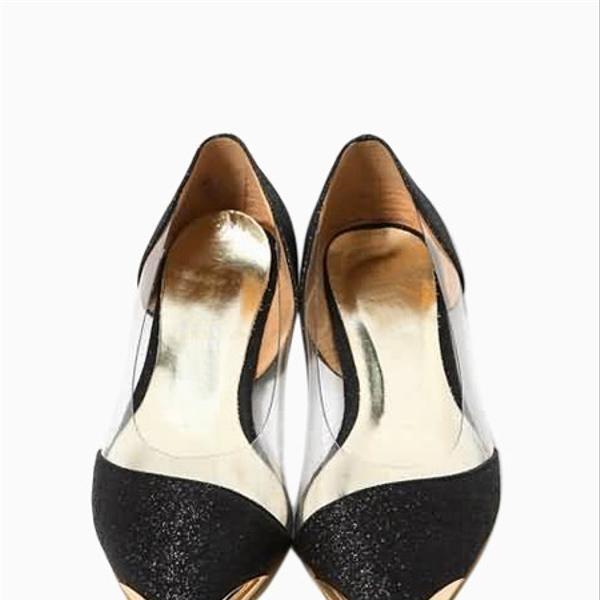 Choies Toecap Pointed Ballet Flats