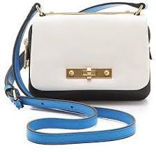 Marc by Marc Jacobs Goodbye Columbus Colorblock Mini Crossbody Bag