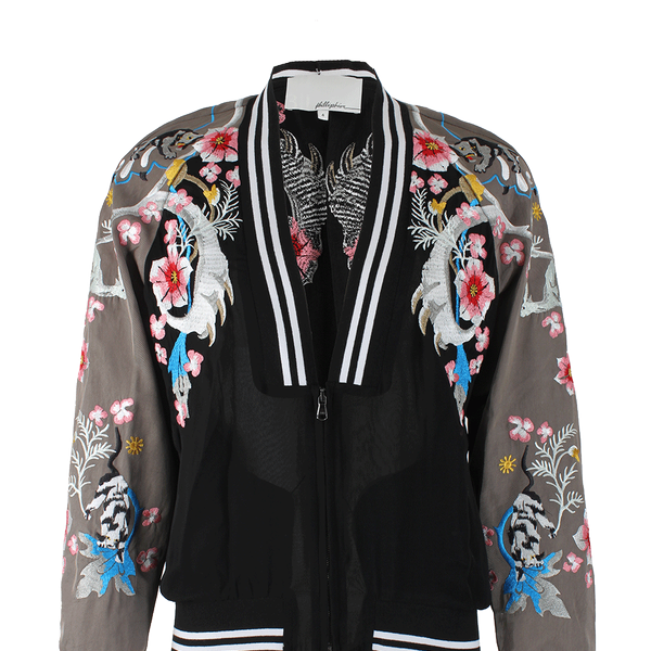3.1 Phillip Lim  Embroidered Souvenir Jacket