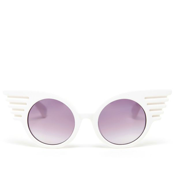 Jeremy Scott  Windswept Wings Sunglasses