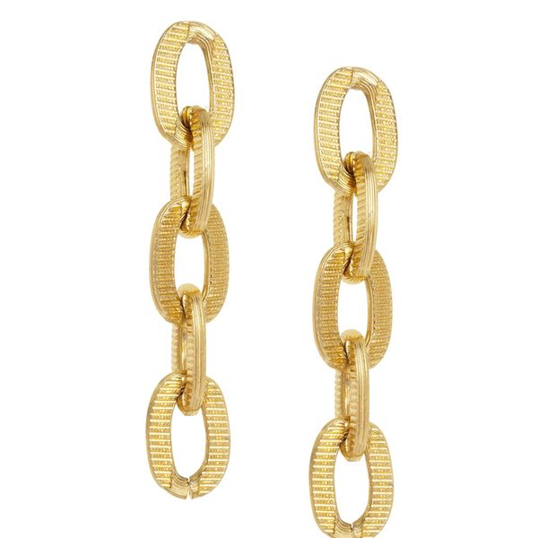 ASOS  Chain Linked Drop Earrings