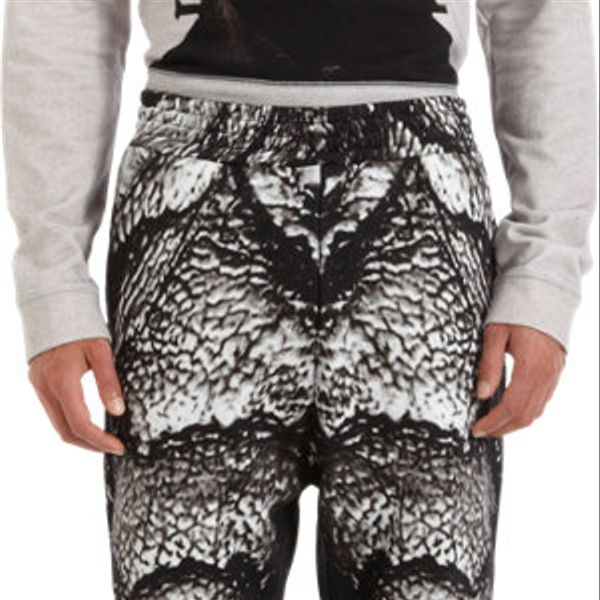 Christopher Kane   Creature From The Black Lagoon Sweat Pants