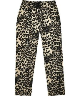 Wren  Hannah Cheetah Slim Pants