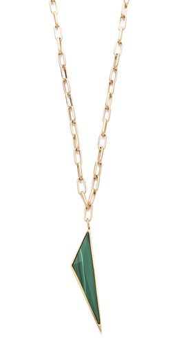 Kelly Wearstler Asymmetrical Necklace