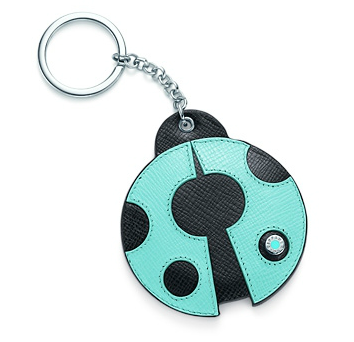 Tiffany & Co. Ladybug Key Chain