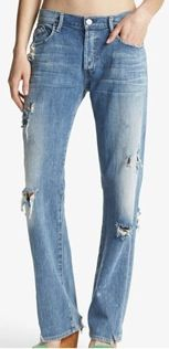 Goldsign Goldsign Mr. Right Bootcut Jeans