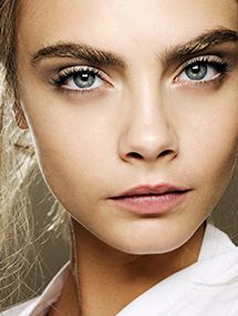 Cara Delevingne's Beauty Secrets
