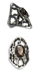 Antonym Antonym Relic Ring