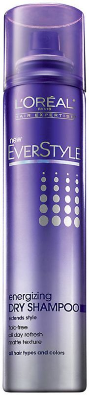 L'Oreal EveryStyle Energizing dry shampoo