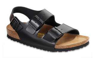Birkenstock Birkenstock Milano Leather Sandals