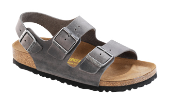 Birkenstock Birkenstock Milano Oiled Leather Sandals