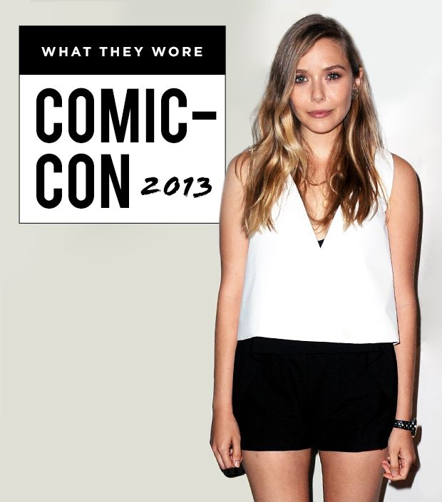 Time To Geek Out! 15 Celeb Outfits Straight From Comic-Con