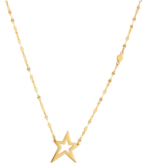 Lana Jewelry Star Charm Necklace