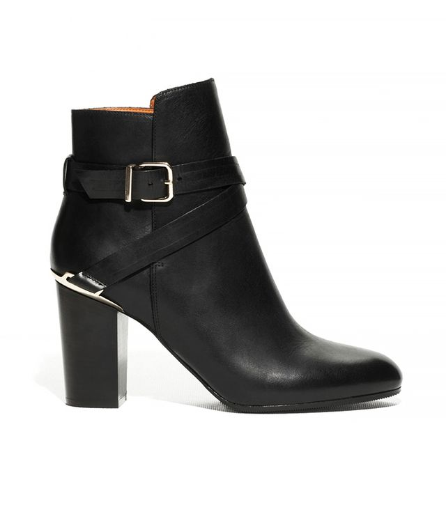 & Other Stories Strap Ankle Boots