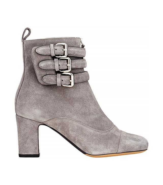 Tabitha Simmons Triple Buckle Nash Boots