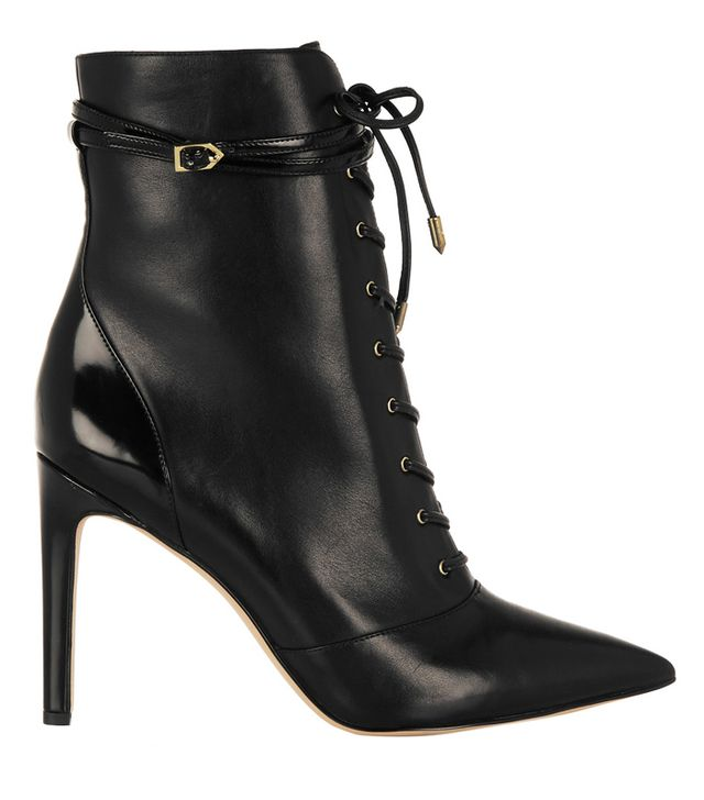 Sam Edelman Bryton Leather Ankle Boots