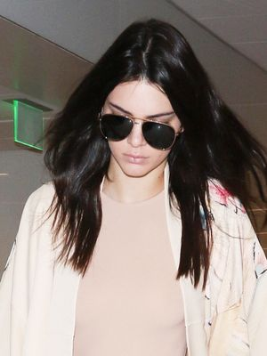 Kendall Jenner Just Took a Style Cue From Kim Kardashian