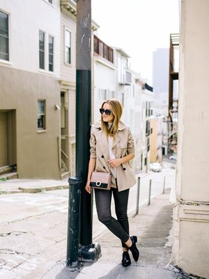 How and Where to Style Every It Girl's Go-To Accessory