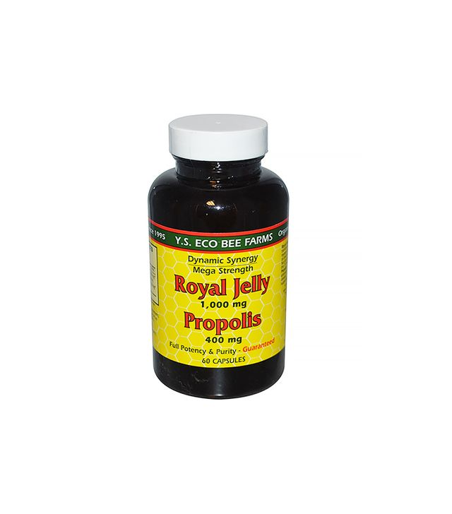 Y.S. Organic Bee Farms Royal Jelly 1,000 mg Dietary Supplement