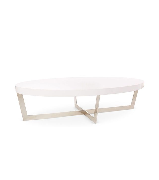 Pangea Oyster Coffee Table