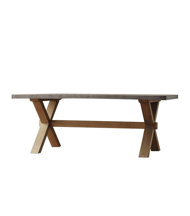 HomeVance Cassandra Driftwood Coffee Table