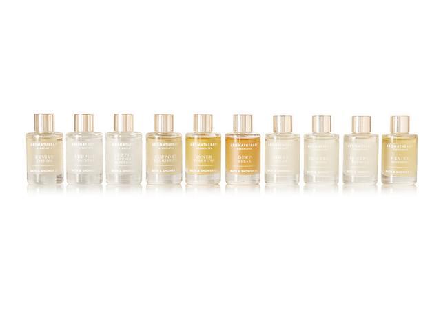 Aromatherapy Associates Ultimate Bath Jewels Set