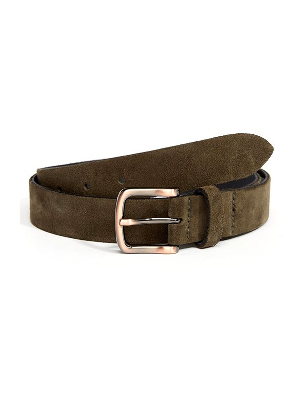 River Island Suede Belt